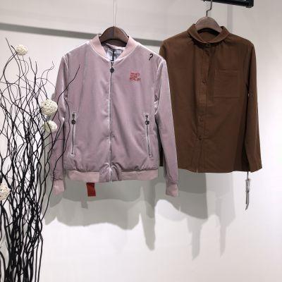 精品女装折扣女装个性品牌棉麻连衣裙服装批发市场