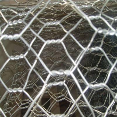 厂家定制 ***防护镀锌格宾网定制 河边防洪坡防护铁丝六角孔网