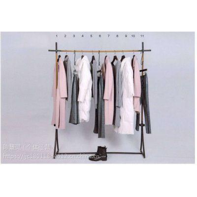 广州时尚品牌棉麻大码女装谷可直播折扣货源厂家直销