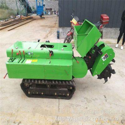 小型灵活旋耕机硬土质开荒开沟机厂家多功能土地管理机