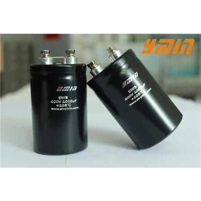永铭400V 1000uf SN3型基板自立铝电解电容器ymin