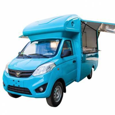 可移动汽车餐车定制-亿车行(在线咨询)-饶平可移动汽车餐车