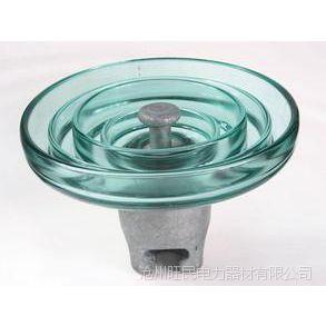 沧州悬式玻璃绝缘子LXY-70 玻璃瓷瓶 型号