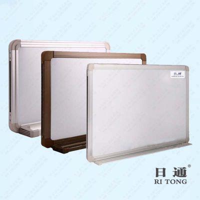 深圳磁性白板厂家 日通白板 高端新款磁性烤漆白板 深圳搪瓷白板