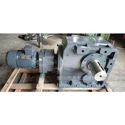 泰兴减速器-GK167R97螺旋锥齿轮减速机