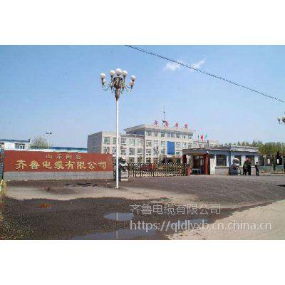 供应屏蔽电压1千伏- VV-3*4齐鲁牌电缆