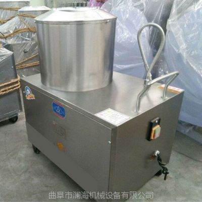 全自动土豆去皮机 电动清洗土豆去皮机 薯类磨皮机
