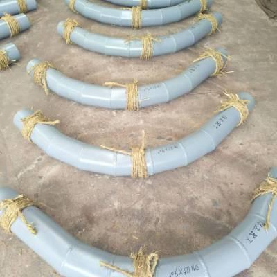 如何提高耐磨弯头的耐磨性耐腐蚀使用周期长