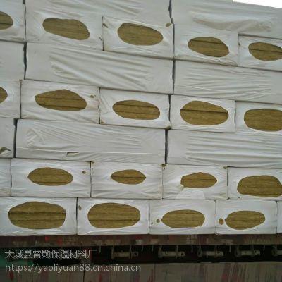 生产硬质防火岩棉板 A级耐高温岩棉板生产厂家 规格齐全