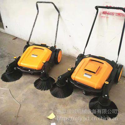 无动力扫地机 手推式工业扫地车 工厂车间物业环卫垃圾清扫车机