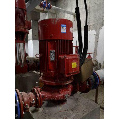 消防泵消防水泵XBD10.8/35-L喷淋泵厂家,消防增压水泵XBD10.6/35-L室内消火栓泵