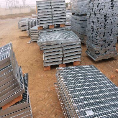 镀锌格栅板 压焊型网格板 镀锌盖板