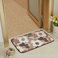 卧室地垫门垫厨房门厅吸水地毯卫生间浴室防滑脚垫子40*60cm