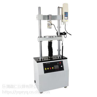AEV电动立式双柱测试台拉力试验机推拉力计测试台温州供应商