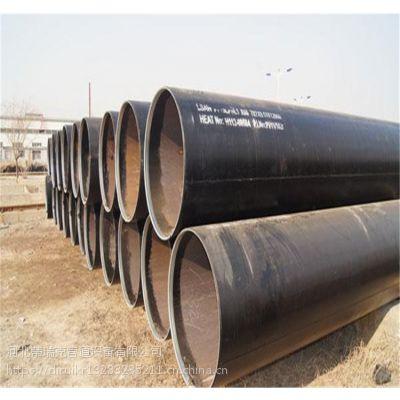 锦州X56管线管-X56石油管线管-直缝钢管+3PE防腐 蒂瑞克管道