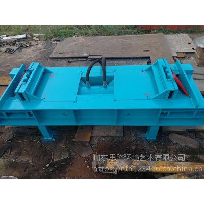 大型钢筋剪切机临沂液压钢筋剪切机供应商可调节切断长短山东思路