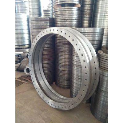 大型碳钢平焊法兰介绍
