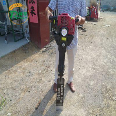 新款断根的挖树机 节能便携式挖树机 起树苗机厂家