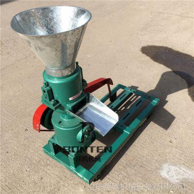 轴传动饲料颗粒机制粒机小型家用造粒机鸡鸭羊鱼饵颗粒饲料机