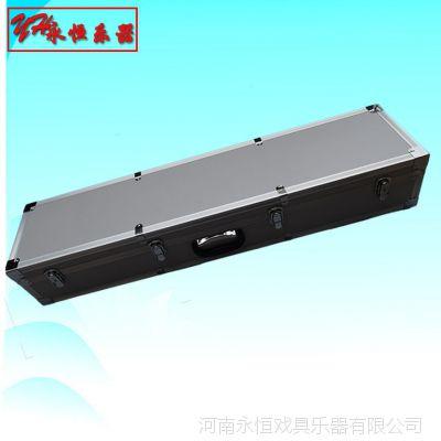 厂家直供铝合金盒子 精制曲胡盒 坠琴盒 坠胡盒 乐器配件 箱包
