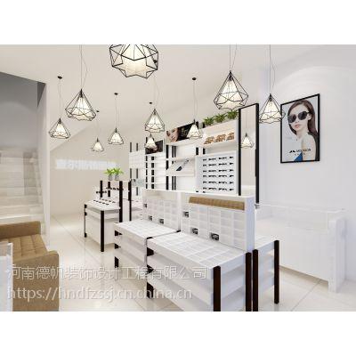 沧州眼镜店装修装饰眼镜柜台设计定制