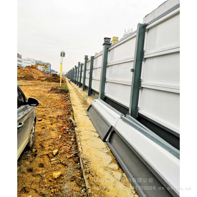 佛山钢结构围挡 装配式钢结构围挡施工特点?