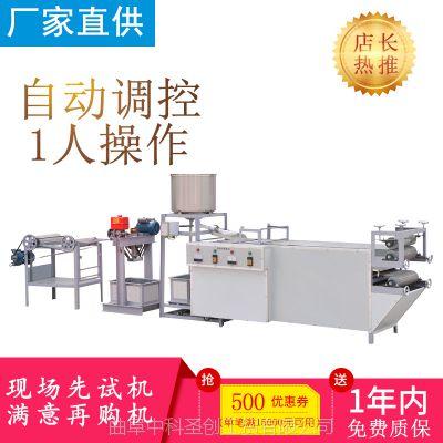台州自动千张豆腐皮机设备,小型做千张豆腐皮的机器多少钱
