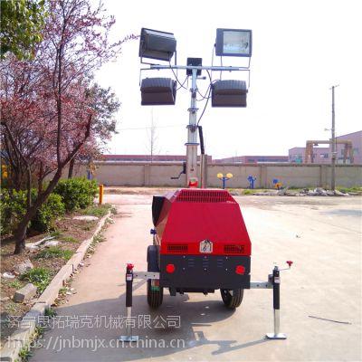 拖车照明灯塔 移动照明车 应急灯车 工程照明车厂家供应