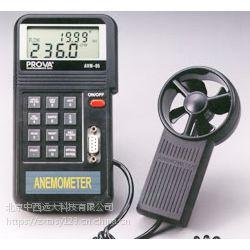 中西测温度/风速/风量计 型号:BJ57/AVM07库号:M336807