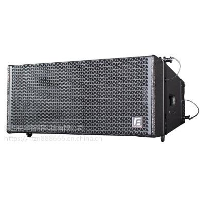 二分频二驱动双8寸线阵列扬声器