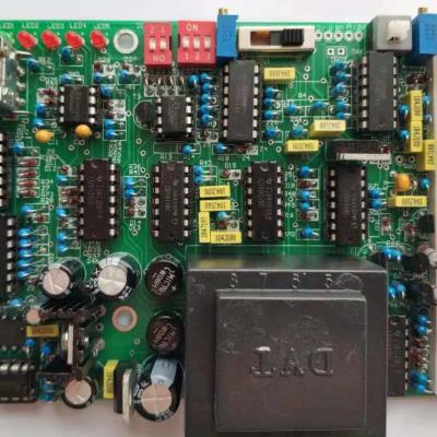 GAMX-2005伯纳德电动执行机构位置定位器隔离模块