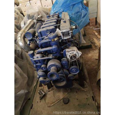 257kW潍柴WP10.350E40发动机 国四车用350马力电控高压共轨柴油机