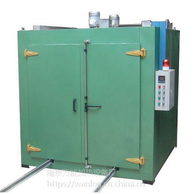 节能燃气砂轮烘箱 树脂砂轮硬化炉 工业固化炉 程序加热***