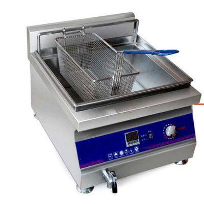 单头电磁大炒炉-鲲鹏厨房设备公司-单头电磁大炒炉报价