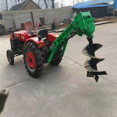 安徽挖坑机生产厂家 电线杆挖坑机不怕石头适应多地形