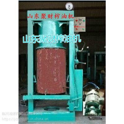 甘肃华亭多功能生榨型榨油机械免炒料易操作 新款不锈钢榨油设备节能环保