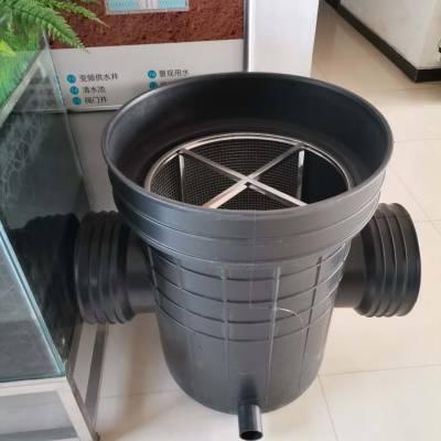 郑州雨水口截污挂篮 环保型雨水口厂家 截污框