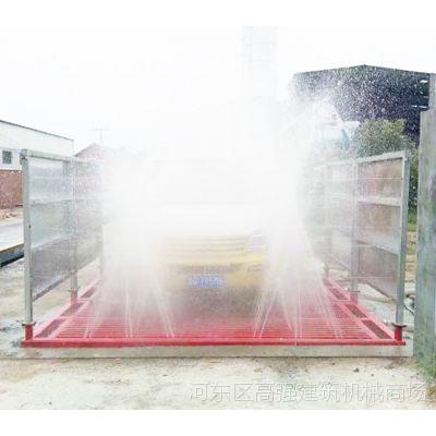 临沂河东区工程洗车台 洗车机 高压洗车机 雾霾清理轮胎洗轮机
