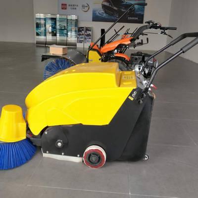 山东瑞立环保-小区工厂学校用手推式扫地机价格