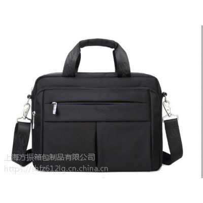 厂家定做手提电脑包笔记本平板电脑包男士大容量商务单肩公文包