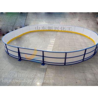 整套围栏 防护界墙 抗冲击冰球场围栏