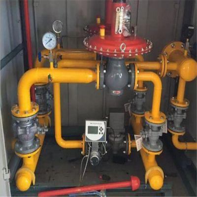 燃气调压箱信号管应该怎样安装合适 枣强昂星燃气