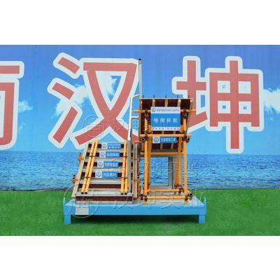 楼梯样板-建筑工法样板展示区 厂家直销 湖南汉坤实业