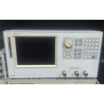 专职回收4287A 回收Agilent4287A RF LCR表