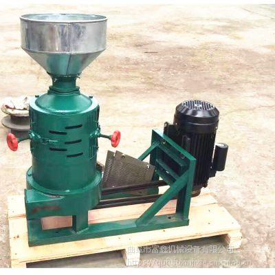 单相电谷子去皮机 高粱碾米机 小型碾米机型号