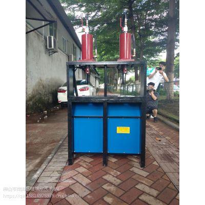 欣茂机械厂家直销不锈钢打孔器 方管切断机 扶手护栏坡口机