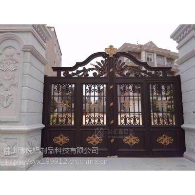 铝艺别墅门庭院护栏阳台护栏