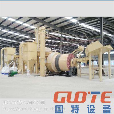 潍坊国特GZS卧式板材砂专用生产线