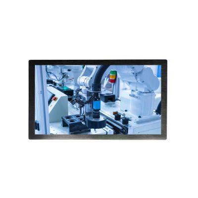 1440X900工业一体机19寸电阻屏