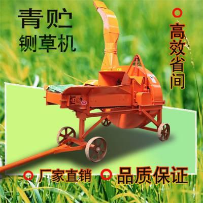 产量大好移动式高喷玉米秸秆铡草机 润众 青草饲料切断机